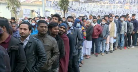 চসিক নির্বাচন : টানটান উত্তেজনায় চট্টগ্রামে নৌকা-ধানের শীষের ভোটযুদ্ধ শুরু