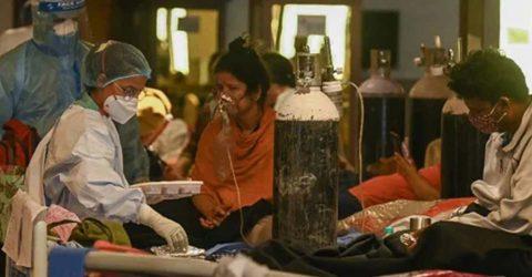 ভারতে করোনায় একদিনে সর্বোচ্চ ৪ হাজার ১৮৭ জনের মৃত্যু
