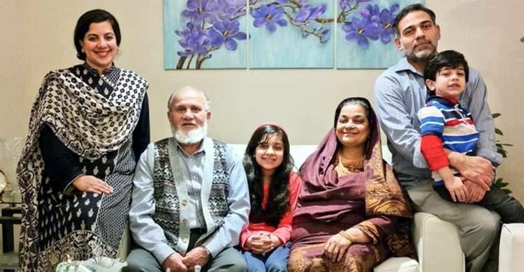 কানাডায় মুসলিম পরিবারের ৪ জনকে গাড়িচাপা দিয়ে হত্যা