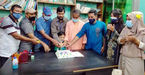 শেরপুরে শ্যামলবাংলা২৪ডটকম'র অষ্টম প্রতিষ্ঠাবার্ষিকী পালিত