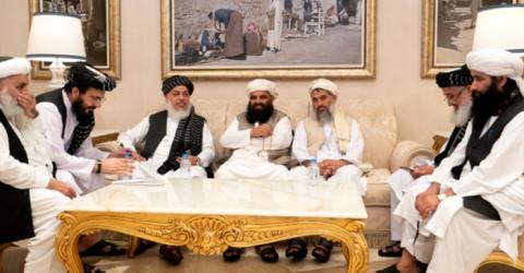 আফগানিস্তানের ২ মন্ত্রী ও গোয়েন্দাপ্রধানের নাম ঘোষণা তালেবানের