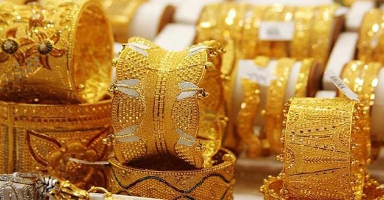 ভরিতে ১৫১৬ টাকা বেড়েছে স্বর্ণের দাম