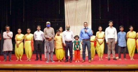 শেরপুরে 'যতদূর বাঙালি ততদূর জনক' নাটকের মঞ্চায়ন অনুষ্ঠিত