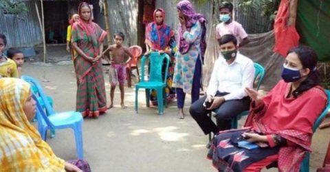 শ্রীবরদীতে বাল্যবিয়ে বন্ধ করলেন ইউএনও
